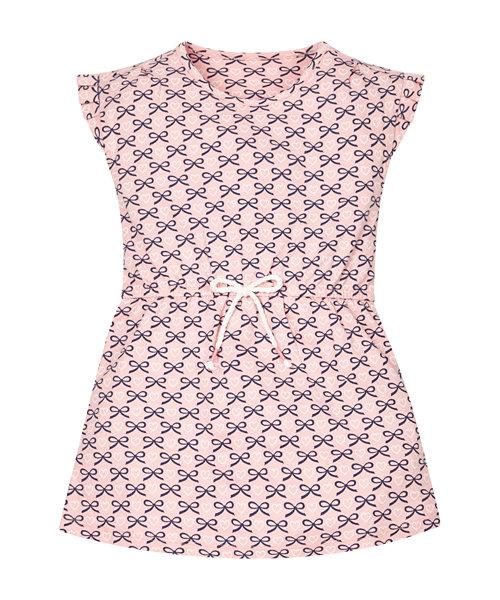 Pink Bow Dress
