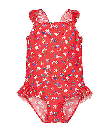 Ditsy Floral Swimsuit