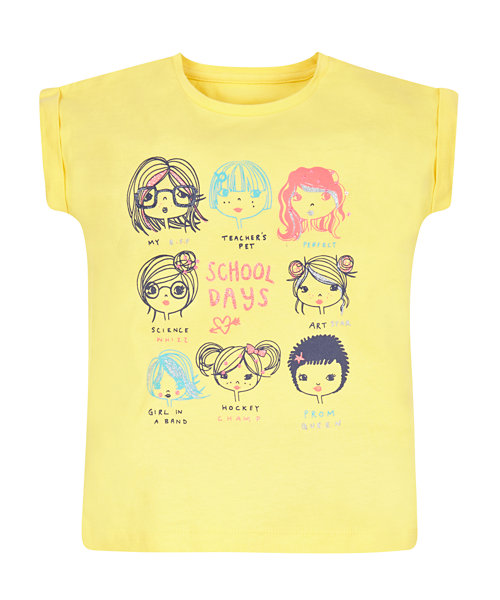 School Days T-Shirt