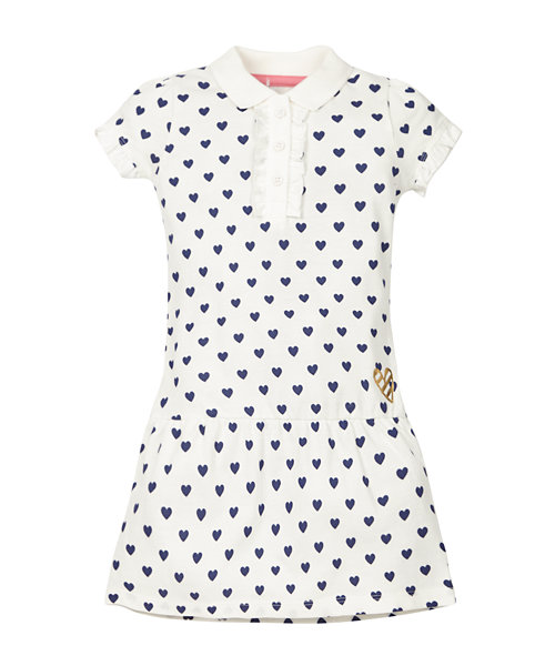Heart Polo Dress