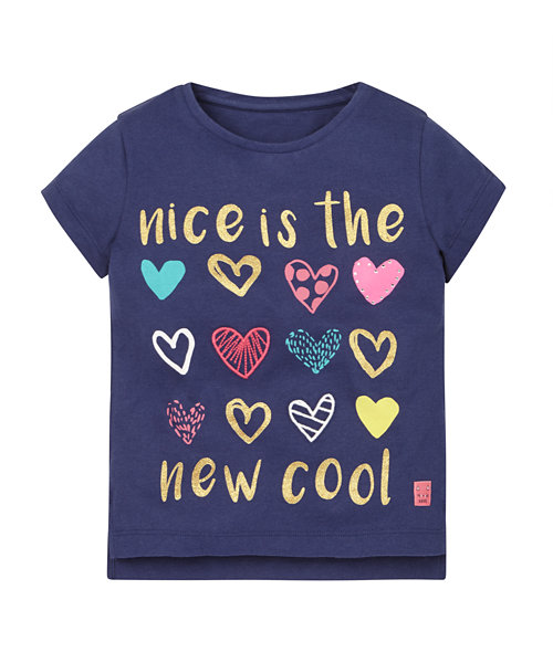 Nice Is The New Cool T-Shirt