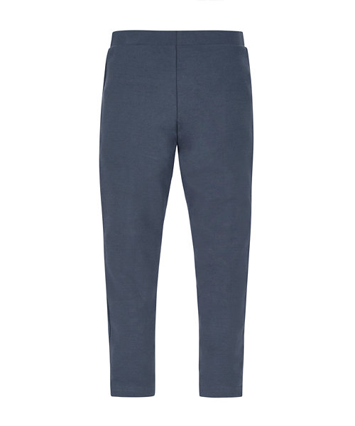 Navy Ponte Trousers