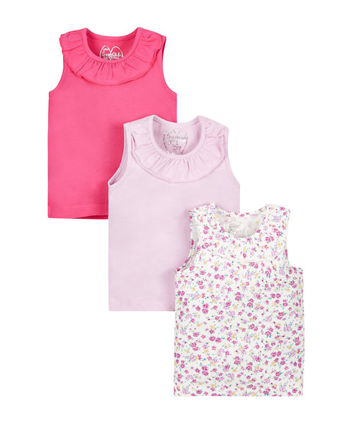 Camper Vests - 3 Pack