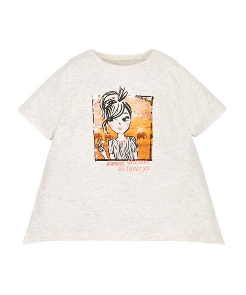 Hanky Hem T-Shirt
