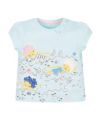 Swimming Girls T-Shirt