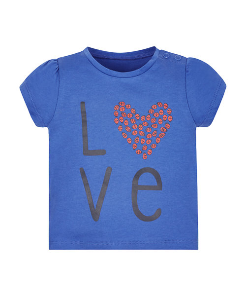 Ladybird Love T-Shirt