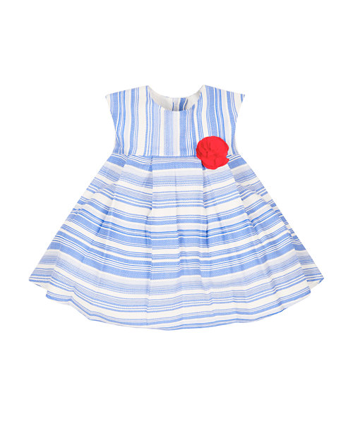 Stripy Summer Dress