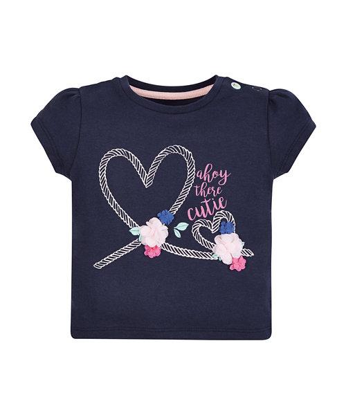 Ahoy Cutie T-Shirt
