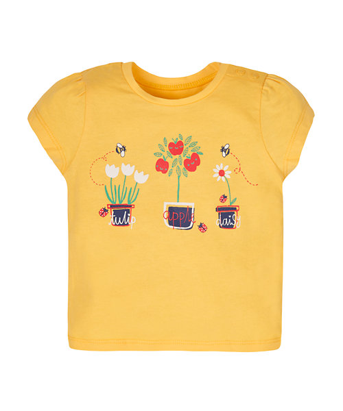Tulips and Daisies T-Shirt