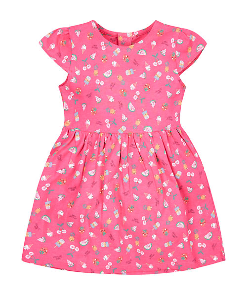 Fruity Ice Cream Dress