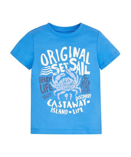 Original Set Sail Tee