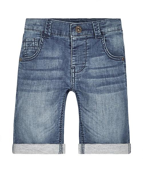 Lightwash Denim Shorts