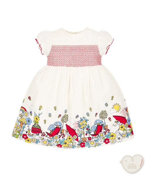 Little Bird by Jools Picnic Hem Dress