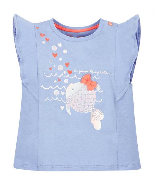 Sea Fish Frill T-shirt