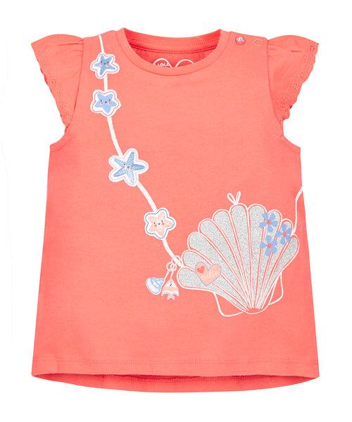 Seashell Bag T-Shirt