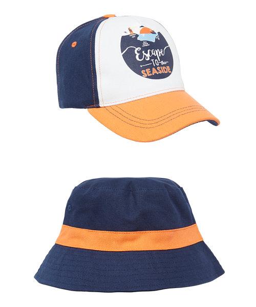 Bucket Hat and Cap