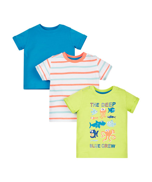 Graphic Tees - 3 Pack