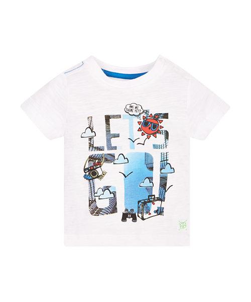 Lets Go Photographic T-Shirt