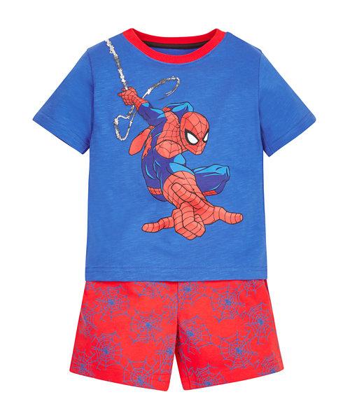 Marvel Spiderman Pyjamas
