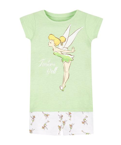 Disney Tinkerbell Shortie Pyjamas