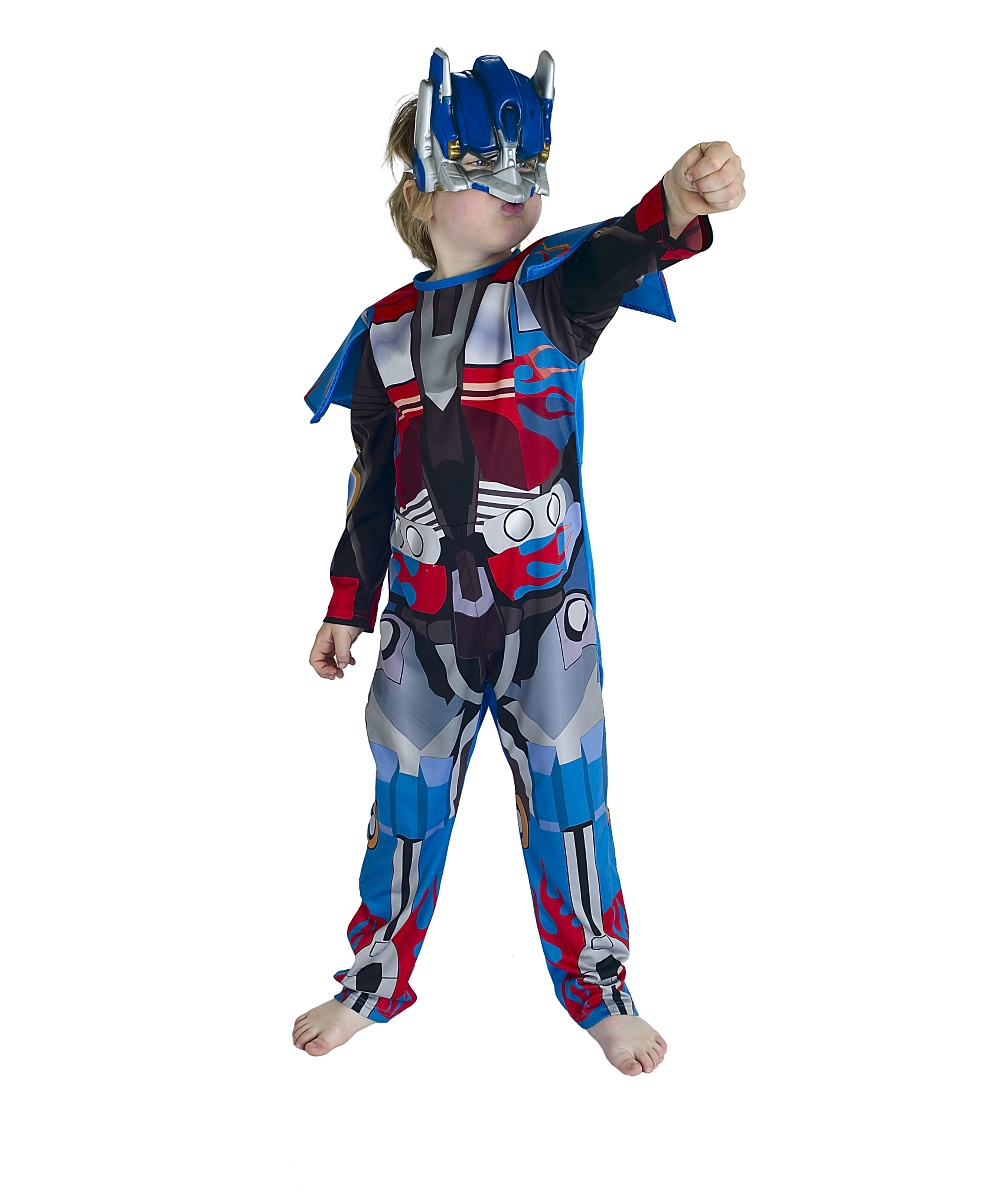 Transformers Optimus Prime Dress Up