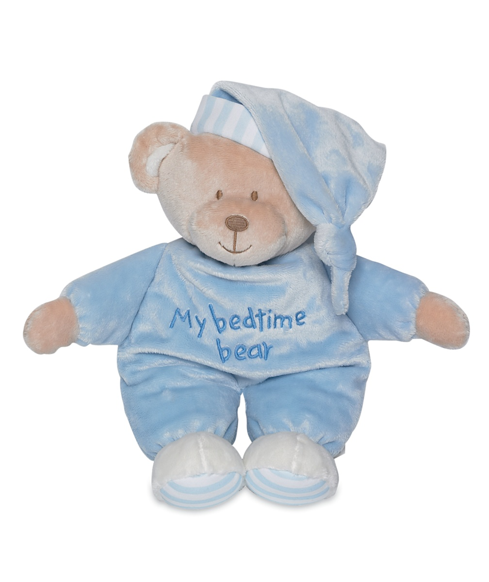 Bedtime Bear Blue by Mothercare BLUE BEDTIME BEAR with ...
