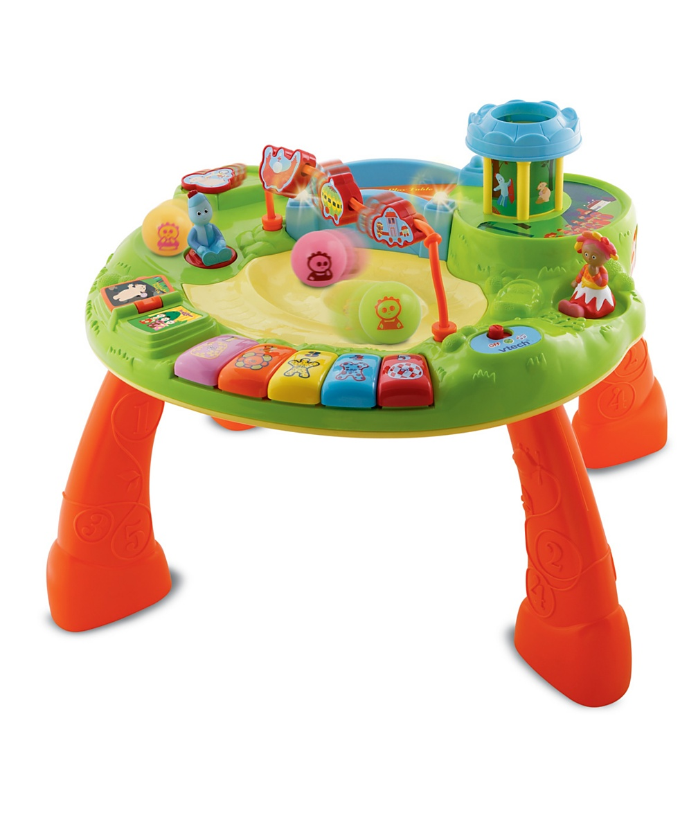 In the Night Garden Vtech Explore and Play Table