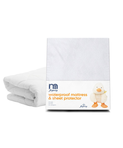 Mothercare By Fogarty Mattress and Sheet Protector Pad