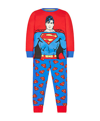Superman Skinny Pyjamas