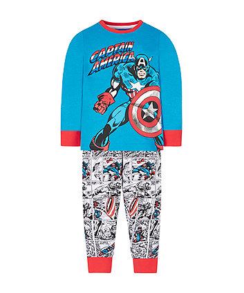 Marvel Captain America Pyjamas