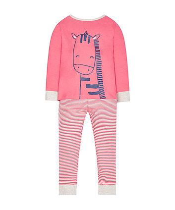 Zebra Pyjamas