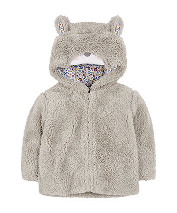 Novelty Fluffy Bunny Jacket