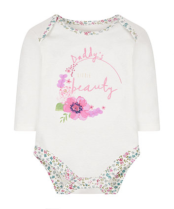 Daddy'S Beauty Bodysuit