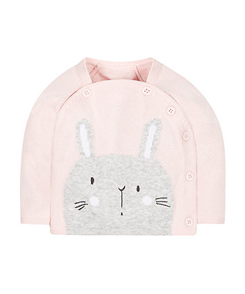 Knitted Rabbit Jumper