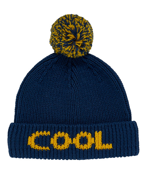 Cool Knitted Bobble Hat