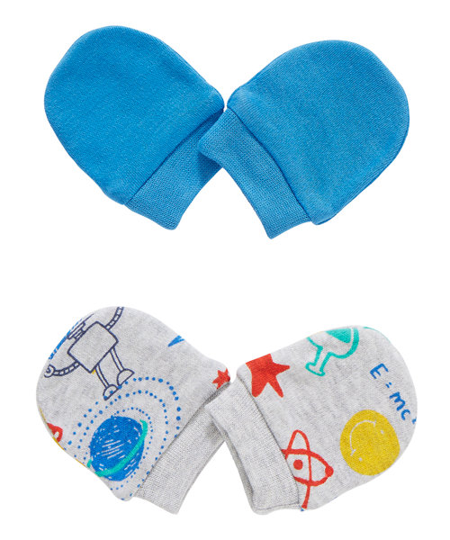 Scratch Mitts - 2 Pack