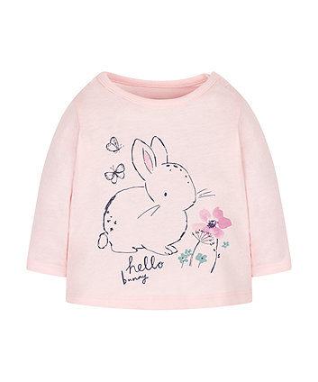Hello Bunny Top