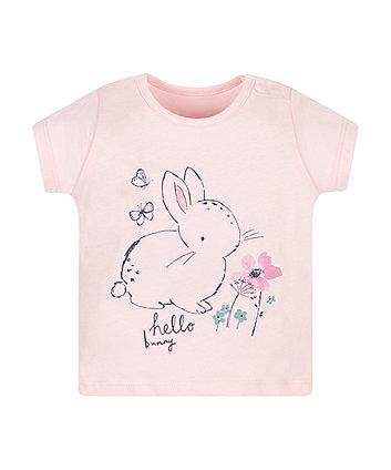 Hello Bunny Top