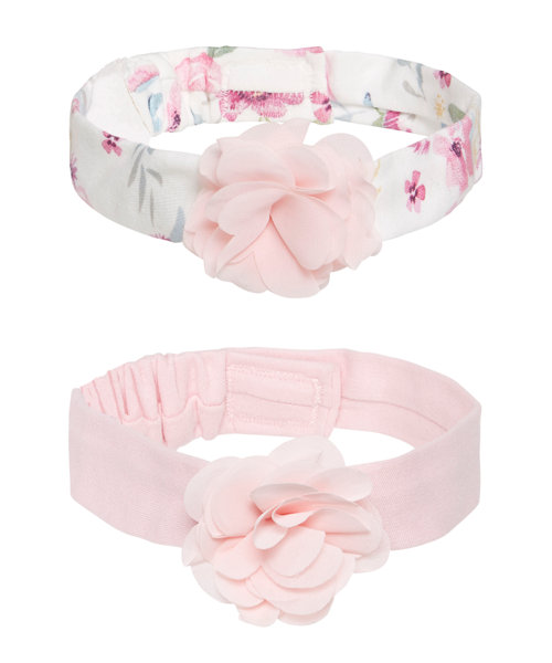 Corsage Headband - 2 Pack