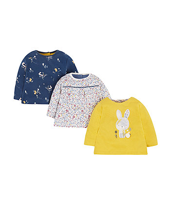 Bunny T-Shirts - 3 Pack