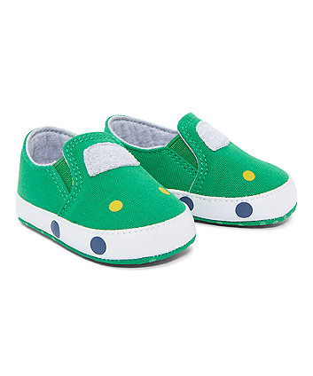Green Car Shoes