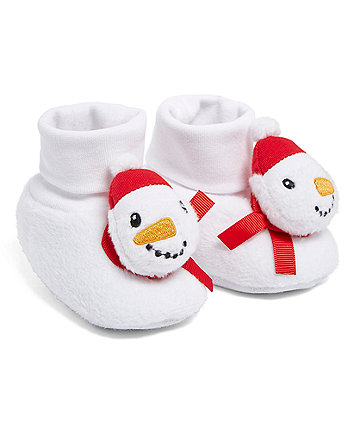 Snowman Socktops