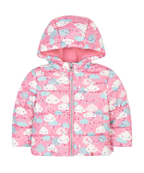 Pink Cloud Padded Jacket