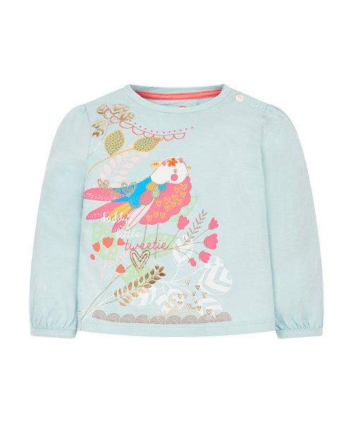 Teal Little Tweetie T-Shirt