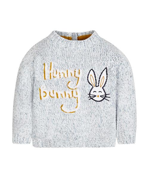 Blue Hunny Bunny Jumper
