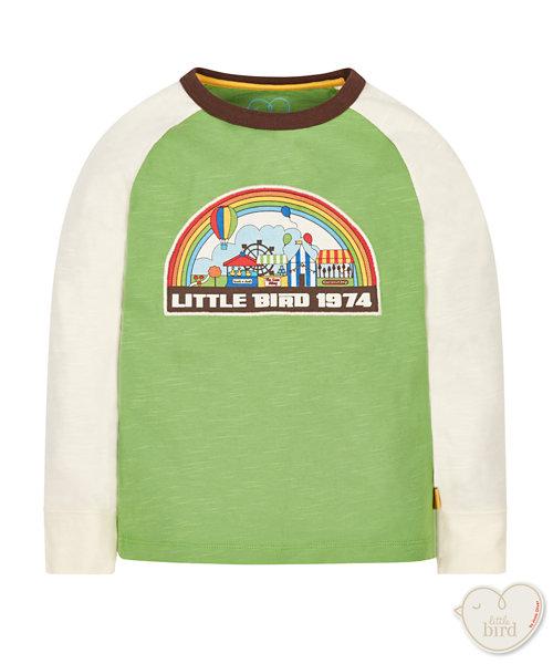 Little Bird By Jools Fete Sceene T-Shirt