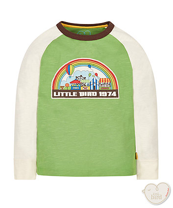 Little Bird By Jools Fete Sceene T-Shirt