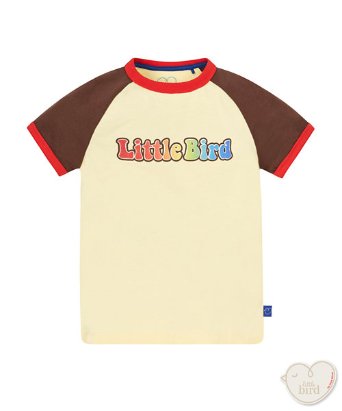 Little Bird By Jools Logo T-Shirt