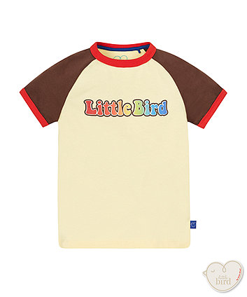Little Bird By Jools Logo T-Shirt