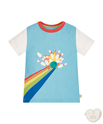 Little Bird By Jools Bowling T-Shirt